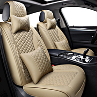 leather car seat covers for opel astra k astra g h j corsa d insignia meriva mokka vectra b c car accessories car seat protector