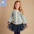 Brand children kids baby girl clothes child baby toddler girl sweater zipper cardigan plaid jersey knitting coat jacket 3-11T