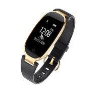 S3 Fashion Smart Wristband Girl Women Band Bracelet Heart Rate Monitor Wrist Smartband Lady Female Fitness