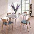 1.3 - 1.7 м расширенный деревянные обеденный стол дома купленных в сша
