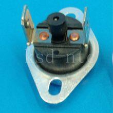50PC Manual KSD301/KSD303 45C-150C 50C 55C 60C 65C 70C 75C 80C 85C 90C 95C Degrees Celsius reset Thermostat Temperature switch цена