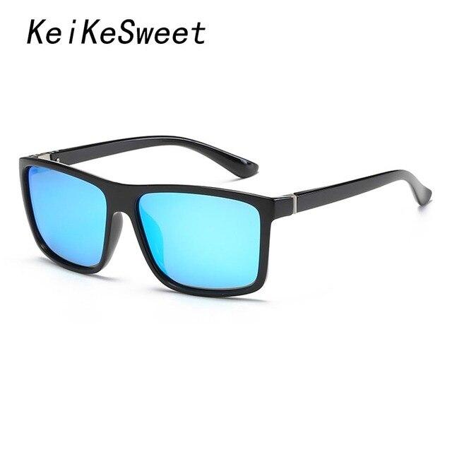 UV400 KeiKeSweet Pontos Polarizados Revestimento Dos Homens Top Designer de  Marca Quente Mulheres Raios de Pesca afc7f2a6d7