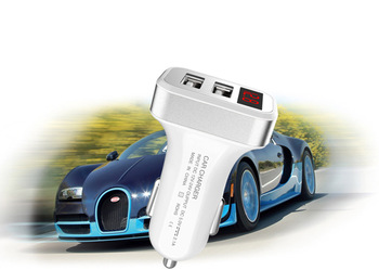 2/3 USB 2.1A /1A car-styling Car Charger phone for Zopo ZP520 ZP580 ZP590 ZP700 ZP780 ZP980+ ZP990+ ZP998 ZP990 Captain S ZP980
