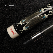 Cuppa Billiards Pool Cues 11.75mm/12.75mm Tip Billiard Stick Case Set Kit Professional High Quality for Athletes