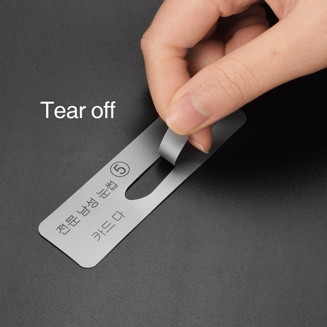 Drop Shipping 5Pcs Reusable Eyebrow Stencil Professional Beauty Makeup Eye Brow Tools Model Template Styling Tool Gray Color 2