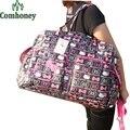 Hello Kitty Handbags Cartoon Mummy Bebe Travel Diaper Bags Big Capacity Nappy Changing Diaper Bags for Baby Care Women Handbags