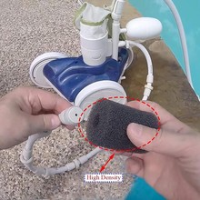 Dropshipping 1PC Polaris Pool Cleaner Parts Sweep Hose Scrubber Replac