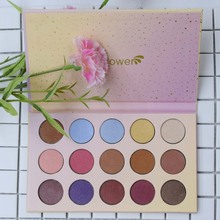 Eyeshadow Palette Shimmer Matte Glitter Eye Shadow 15 Colors in One Makeup Palette Maquillage Make Up Set for Beauty стоимость