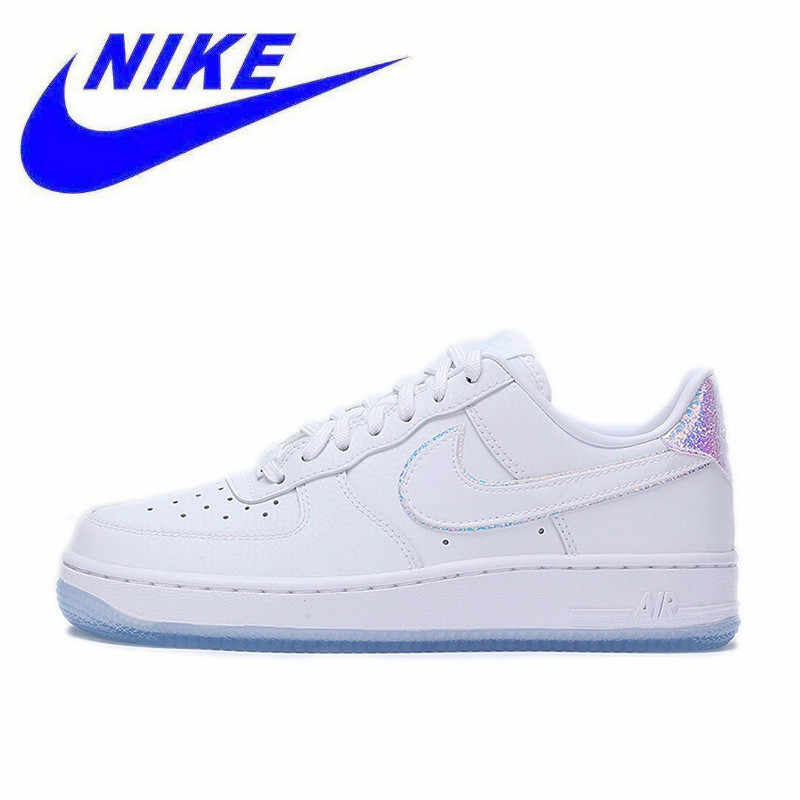 4fe7264d51ce4 New Arrival Nike Air Force 1 AF1 Women s Hard-earing New Arrival Authentic  Skateboarding Shoes