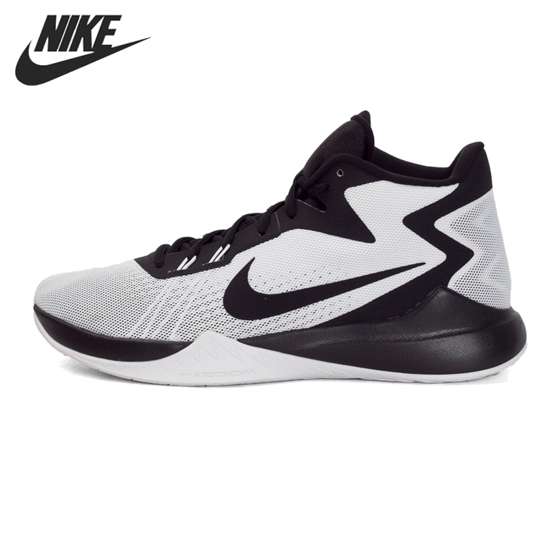 Original New Arrival 2017 NIKE ZOOM EVIDENCE Men's Basketball Shoes Sneakers original li ning men professional basketball shoes