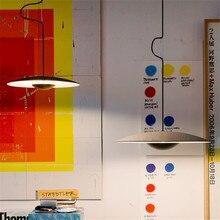 Nordic Loft Light Master Bedroom Kitchen Hanging Vintage Industrial Pendant Luminaire Singe Art Deco De