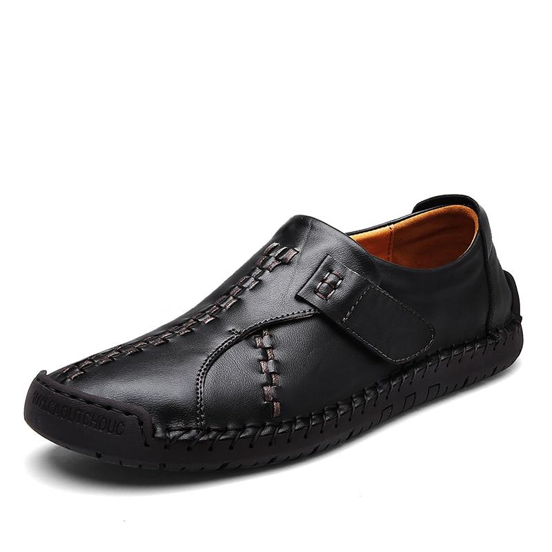 Scarpe casual da uomo Times New Roman uomo Causal uomo Shoes Genuine Leather Hasp uomo Causal Shoes High Quality Out 5f3dd4