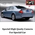 Câmera do carro Para Ford Fusion 2002 ~ 2012 Alta Qualidade Rear View Camera Back Up Para Amigos | CCD + RCA