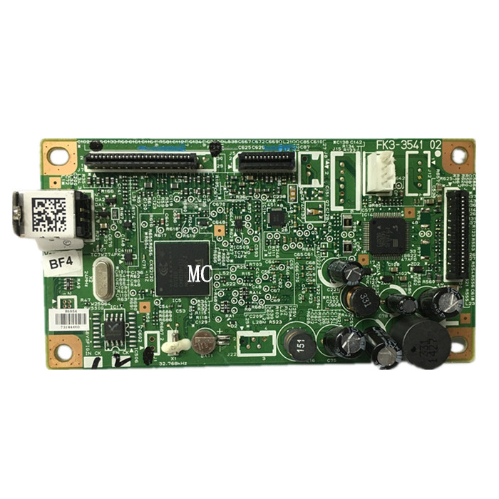 einkshop Used Formatter Board FM0-1096 FM0-1096-000 For canon MF3010 MF-3010 MF 3010 logic Main Board MainBoard mother board fm4 7282 logic main board use for canon mf4550d mf4550 mf 4550d mf 4550 4550d 4550 formatter board mainboard