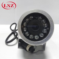 Hikvision wide angle driving school and car car special monitoring head small goose egg waterproof surveillance camera 120 degre