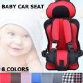 Регулируемая 6months-5 Yearsold Детские Сиденья Безопасности Автомобиля Портативный Кенгуру Ребенок Младенческой Дети Безопасность Автомобиля Подушки Сиденья