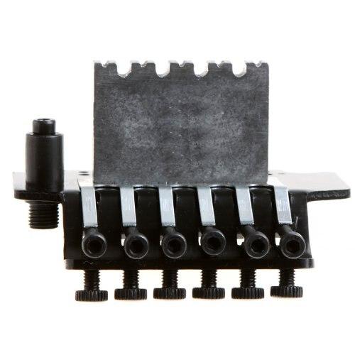 2Pcs Tremolo Bridge Double Locking Systyem Black Floyd Rose Lic For Guitar недорого