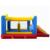 Yard frete grátis bouncy jumper bouncer inflável slide duplo gigante casa pulando obstáculo combo para crianças exercício