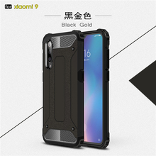 Xiaomi Mi 9 Case Shockproof Armor Rubber Heavy Duty Phone For Back Cover Coque Fundas 6.39