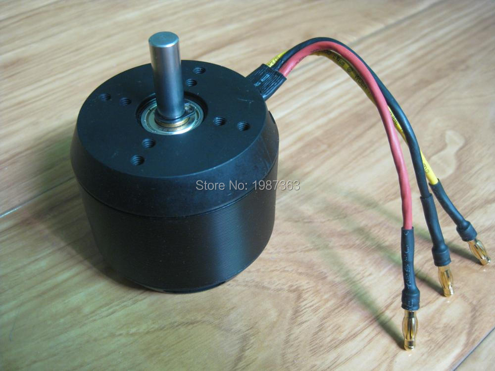 Outrunner Brushless DC Motor N6354 2300w For DIY Electric Skateboard Areoplan Electric Bike