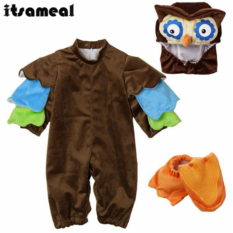 Baby Boy Toddler night owl Movie Character Cosplay Fancy Dress Halloween Party Carnival Costumes-in Boys Costumes from Novelty u0026 Special Use on ...  sc 1 st  AliExpress.com & Baby Boy Toddler night owl Movie Character Cosplay Fancy Dress ...