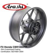 цена на Arashi Front Wheel Rim For HONDA CBR1000RR CBR 1000 RR  2007 2008 2009 2010 2011 2012 2013 2014 2015