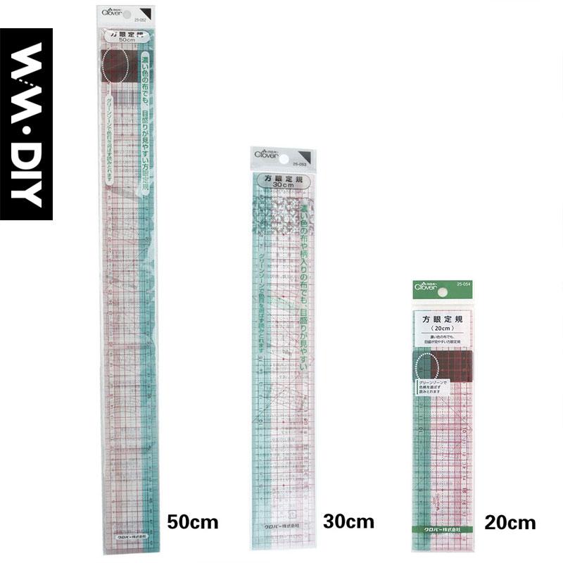 Grid Determined Flexible Rule The Garment Cutting Tool Ruler DIY Japanese Cola 25-054\053\052