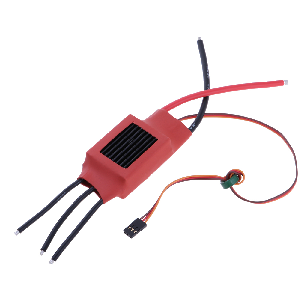 125A RC Brushless ESC OPTO Electric Speed Controller NO BEC for Helicopter mystery cloud 60a brushless without bec esc rc speed controller for rc helicopter rc airplane