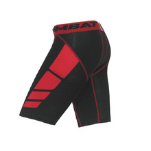 Sports spring and summer breathable and quick-drying running tight shorts training basketball shorts fitness shorts five