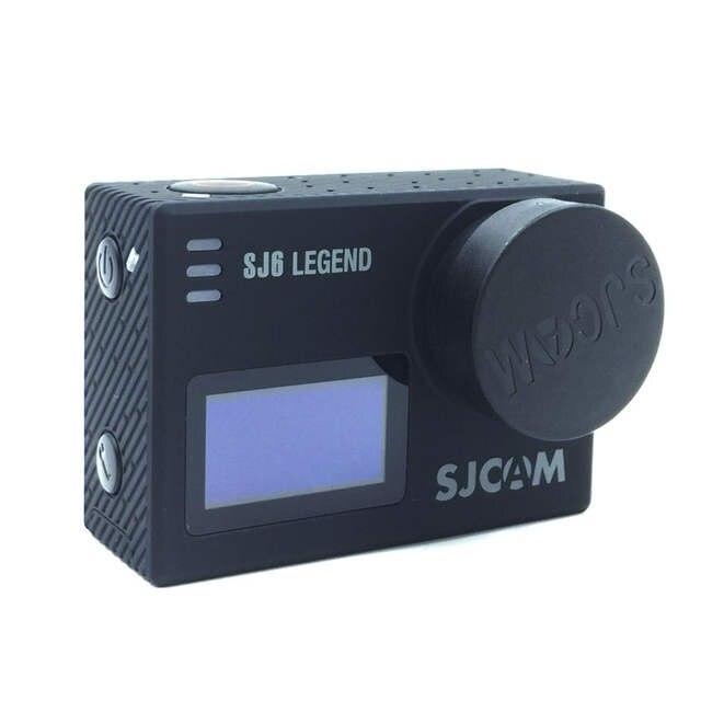 SJCAM SJ6 Accessories UV Filter Glass Lens +Lens Cover+ Housing Case Lens  Cover Protective Cover for SJCAM SJ6 Legend Camera