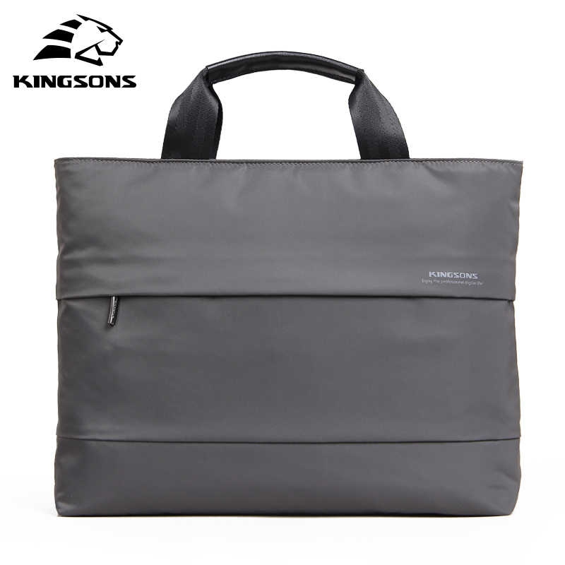 Женская сумка для ноутбука Kingsons, водонепроницаемая наплечная сумка-мессенджер, 13,3 дюйма, 15,4 дюйма