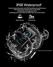 Waterproof Distance Monitoring Smart Watches