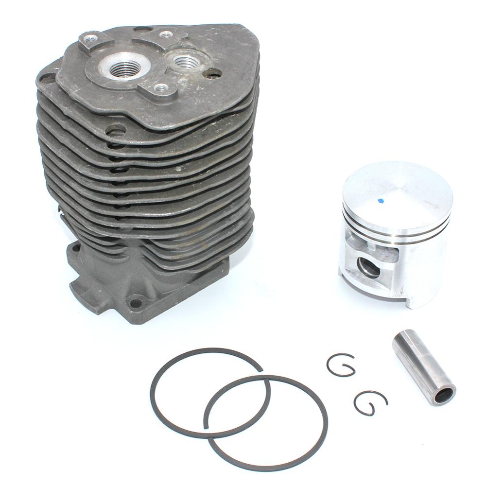 Tools : Nakisil Cylinder Piston Kit 52mm for Stihl TS510 TS50 Disc Cutter Stihl 051 050 Chainsaw Parts  1111 020 1200