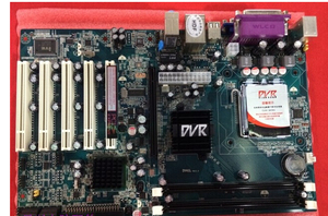 new motherboard G41 DVR DDR3 Monitoring the mainboard Free shipping