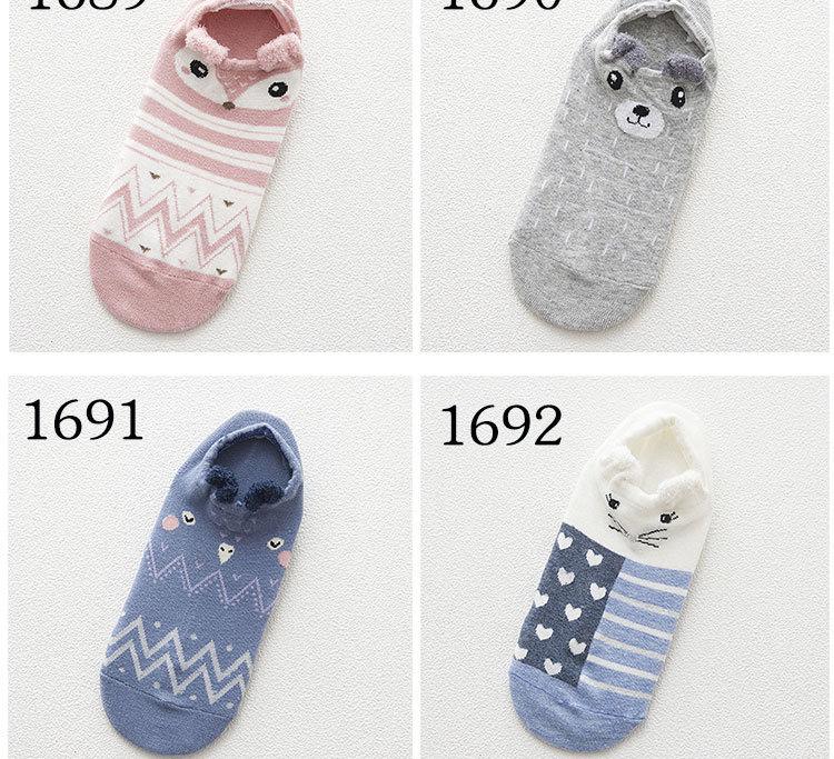 SP&CITY Cute Animal Cotton Socks Female Kawaii Cat With Dog Summer Short Socks Slippers Women Casual Soft Funny Boat Socks HTB1LRqiRpXXXXcVXpXXq6xXFXXXp