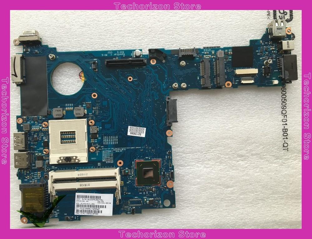 все цены на  651358-001 Main Board For Hp Elitebook 2560P Laptop Motherboard QM67 DDR3 tested working  онлайн