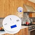 1 unids CO Monóxido de Carbono Envenenamiento Gas humos Advertencia Sensor Alarma Detector Tester LCD Worldwide Caliente