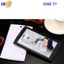 GCEI tablet Android 7 pulgadas 4G LTE T7 llamada de teléfono 4G tablet pc Quad core SIM 2G RAM 32G ROM SIM GPS IPS FM tablet pc