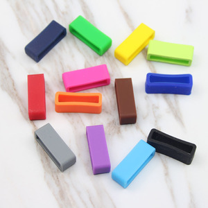 10pcs Rubber Watch Band Access