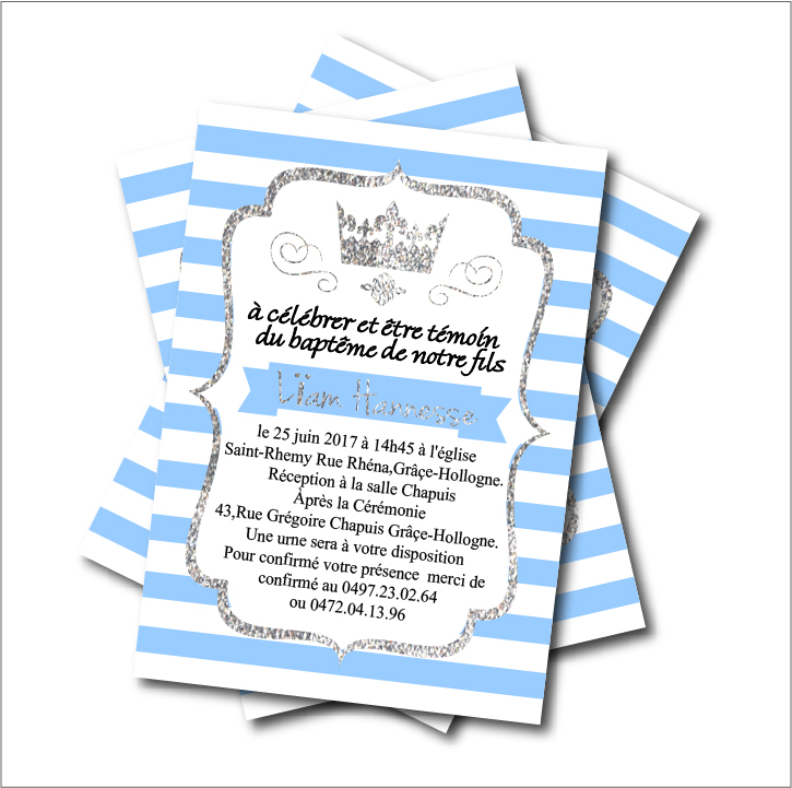 10 Personnalisé Fête D/'anniversaire invitation MERCI cartes Imprimé invite Poster
