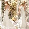 Mermaid Wedding Dress Off the Shoulder Floor-Length Bride Dresses 2016 hot Vestido Autumn Winter Elegant Classical Court Train