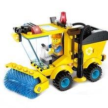 все цены на juguetes de bloques ensamblado modelo Kits de const онлайн