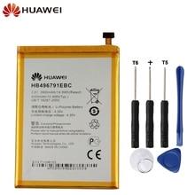 Original Replacement Phone Battery For Huawei MATE 1 Ascend MT2-L05 MT1-T00 MT1-U06 MT2-L02 HB496791EBC Authenic Battery 4050mAh цена и фото