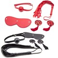 4Pcs SM Sex Bondage Kit Sexy Products Enthusiasm Erotic Positioning Bandage Set Adult Game Toys Handcuffs Couples SM Toy J22