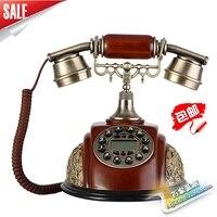 유럽 방사선 클래식 골동품 전화 판매 정통 미국의 전화 선물 연구 거실 클래