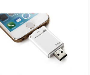 Image 3 - 번개 플래시 드라이브 8 기가 바이트 16 기가 바이트 32 기가 바이트 usb 펜 드라이브 6 언어 otg usb 플래시 드라이브 아이폰 5/5 s/6/6 s 플러스/ipad 메모리 드라이브