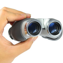 NIKULA 10x22 Binoculars High Power Low Light Level Night Vision Outdoor Teleskop Spotting Scope Portable Pocket Mini Telescope