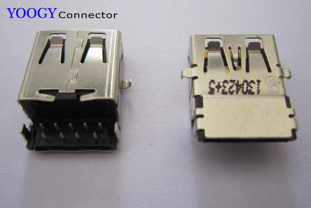 Женский Разъем USB 3,0 подходит для hp SR23Z 13-A010DX 15-U010DX/AB110NR 17-G053US/G119D серии Материнская плата для ноутбука usb3.0 порт