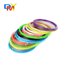 3D Printer PLA Filament 1.75 MM 3D Printer Filament PLA plastic For 3D Printer Accessories Printing Drawing Pen RepRap Makerbot