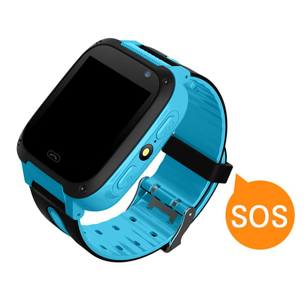 New Arrival T8 Children Kids Waterproof Location Tracker Camera Smart Wrist Watch For Phone